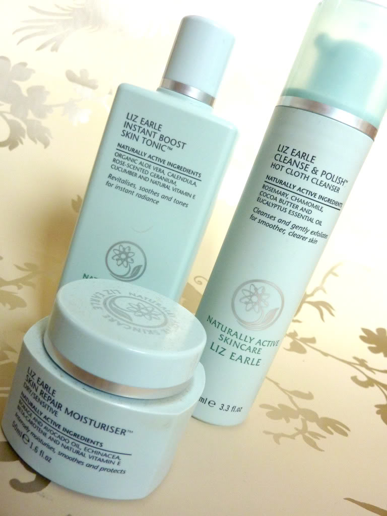 Zoella Review Liz Earle Skincare Miracle