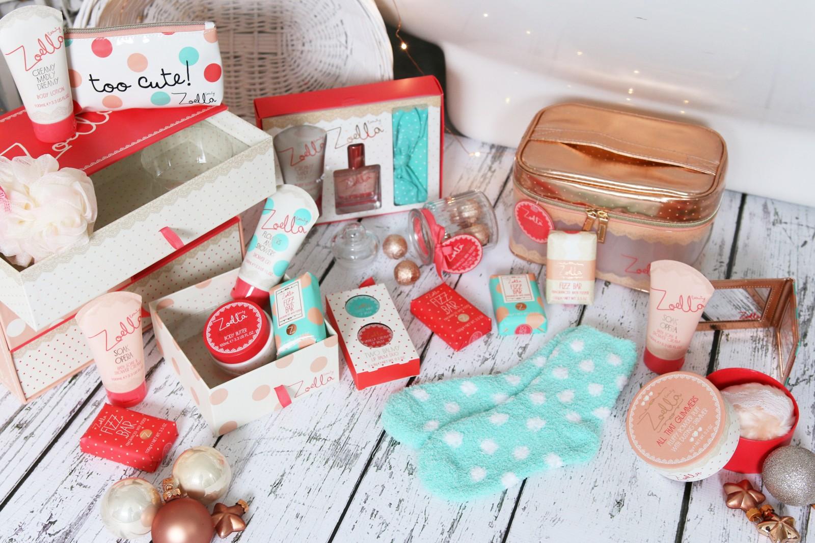 Zoella   Zoella Beauty Christmas Range
