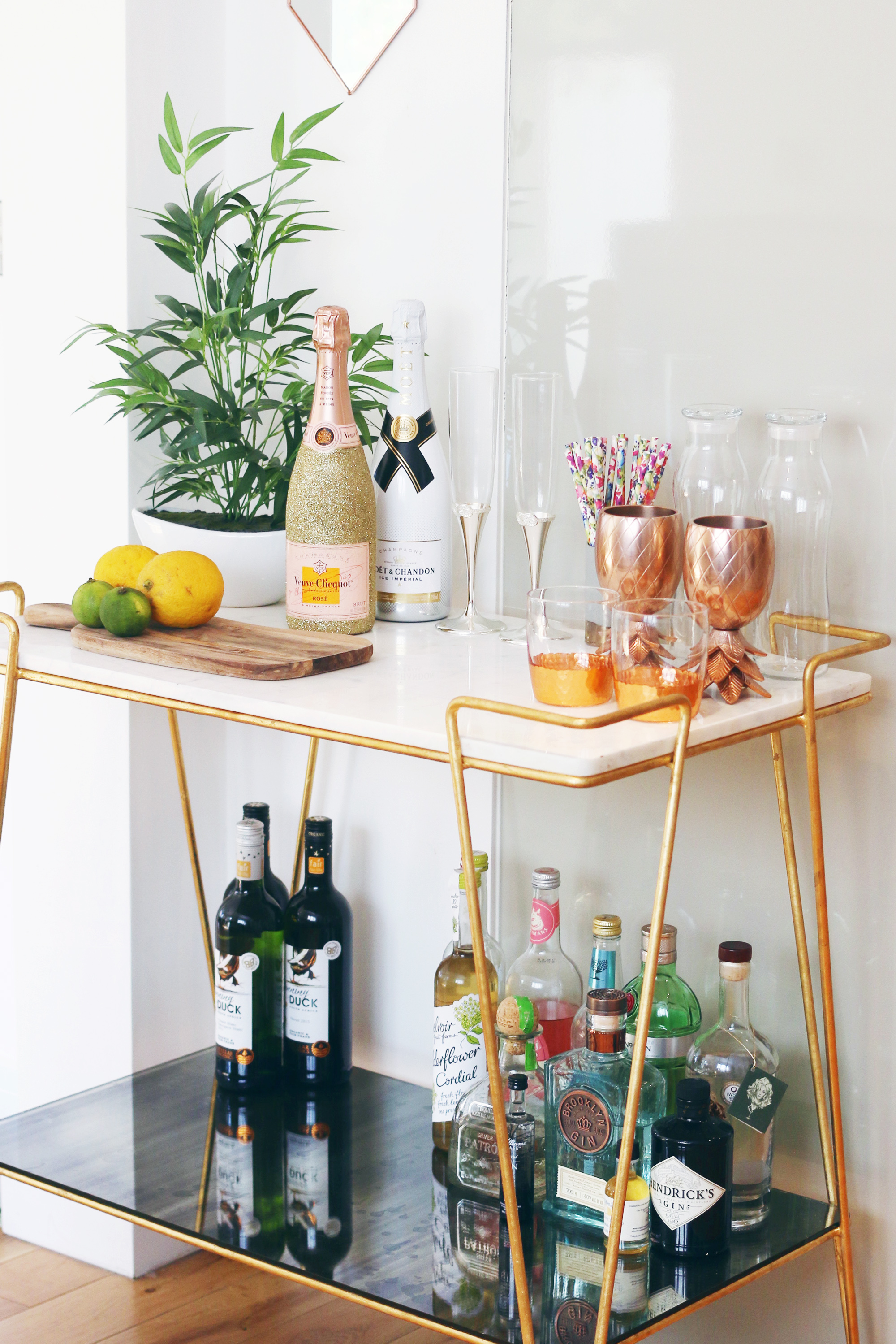 Zoella Dreamy Bar Cart